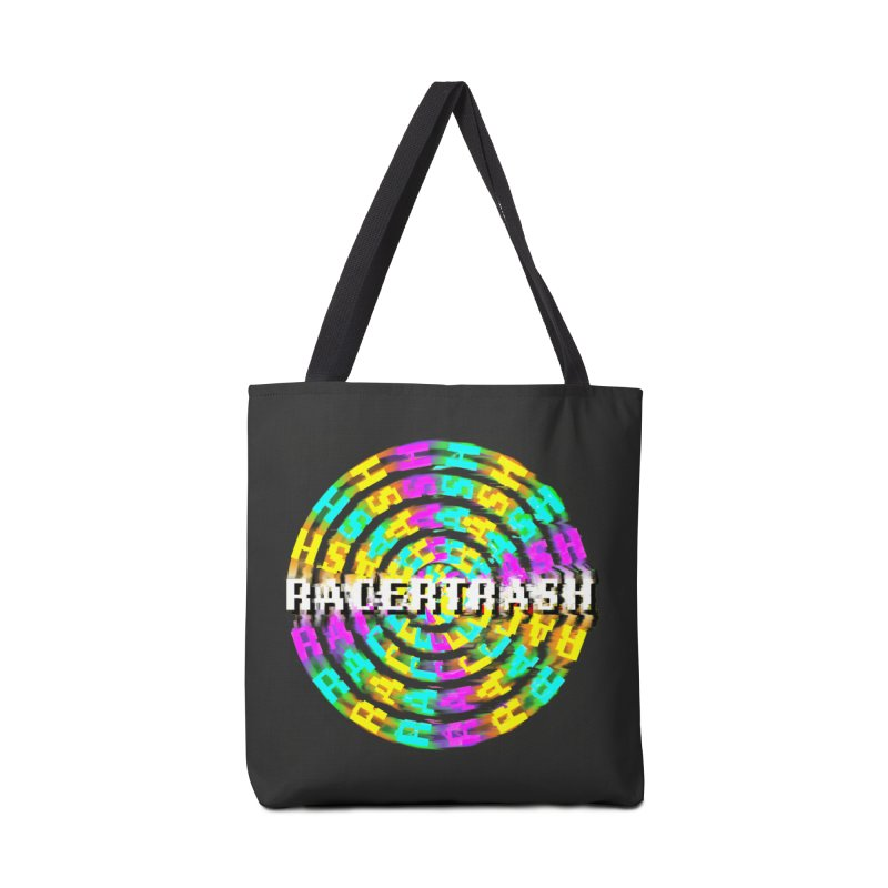SPINNING UP (RACER TRASH TRIBUTE) Accessories Bag by HORSEDOZER