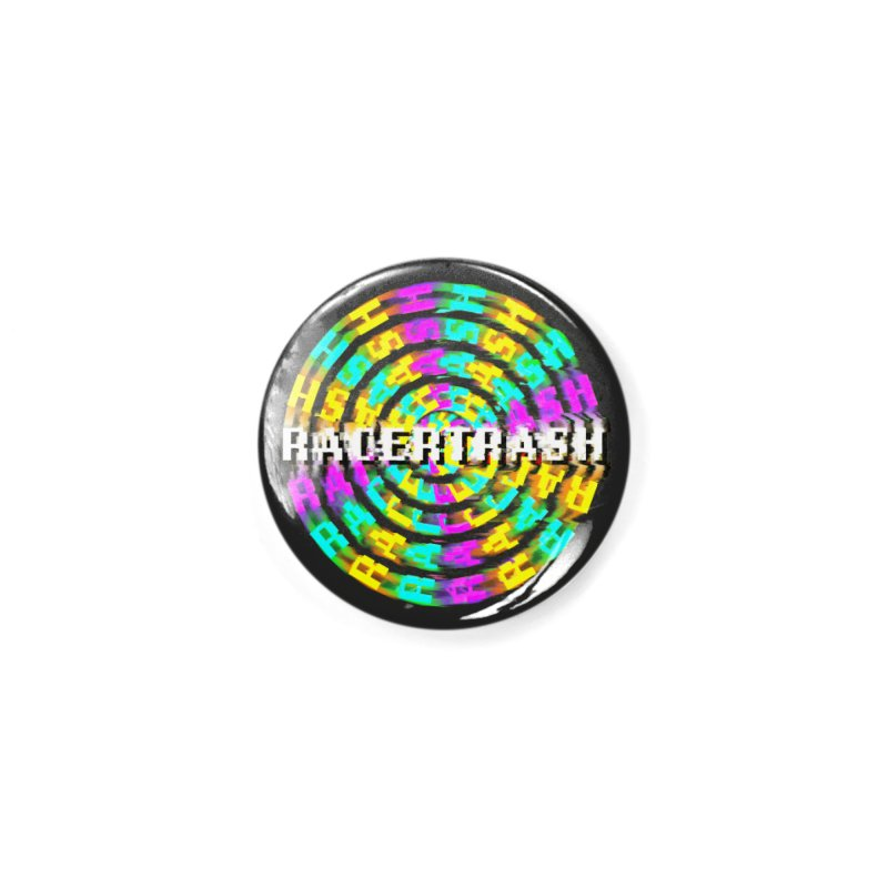 SPINNING UP (RACER TRASH TRIBUTE) Accessories Button by HORSEDOZER
