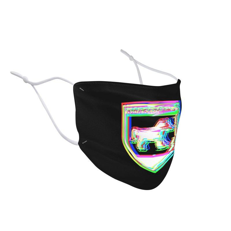 HORSEDOZER SHIELDWAVE Accessories Face Mask by HORSEDOZER