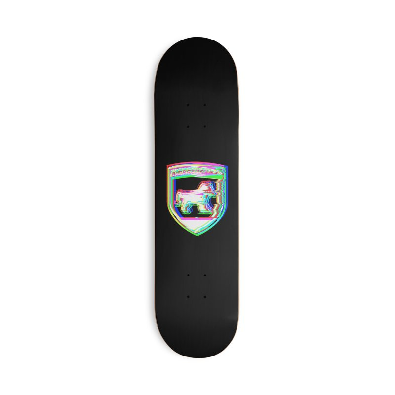 HORSEDOZER SHIELDWAVE (SS/21) Accessories Skateboard by HORSEDOZER