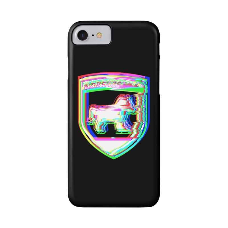 HORSEDOZER SHIELDWAVE (SS/21) Accessories Phone Case by HORSEDOZER