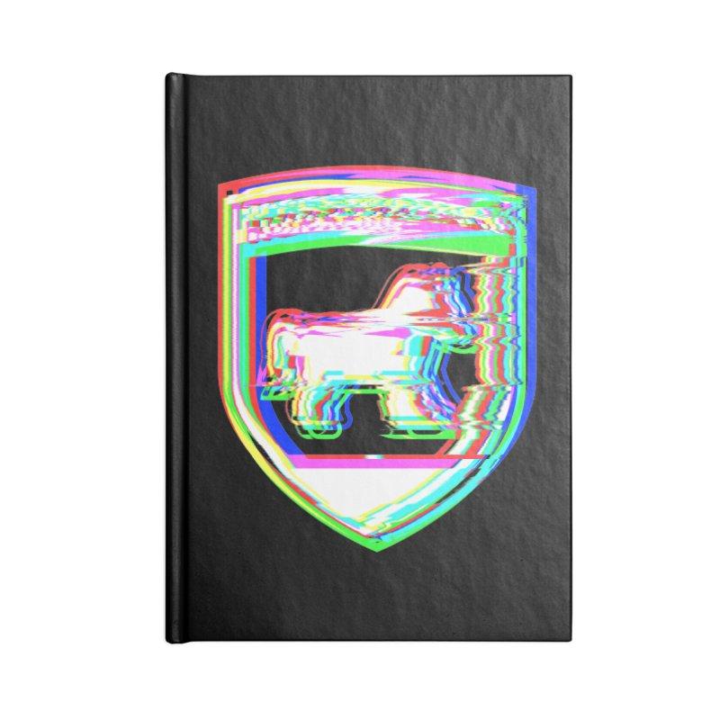 HORSEDOZER SHIELDWAVE Accessories Notebook by HORSEDOZER