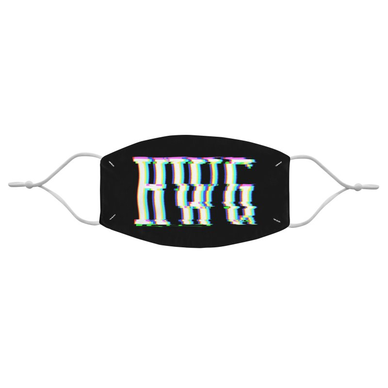 HWG (RACER TRASH TRIBUTE) Accessories Face Mask by HORSEDOZER