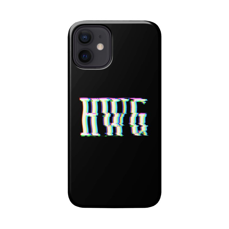HWG (RACER TRASH TRIBUTE) Accessories Phone Case by HORSEDOZER