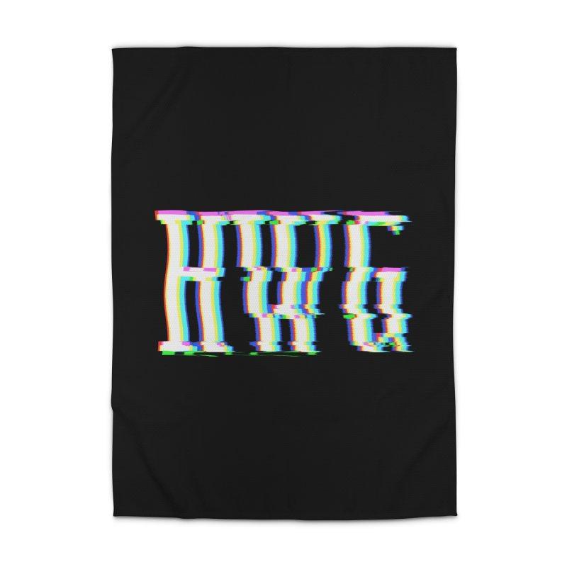 HWG (RACER TRASH TRIBUTE) Home Rug by HORSEDOZER