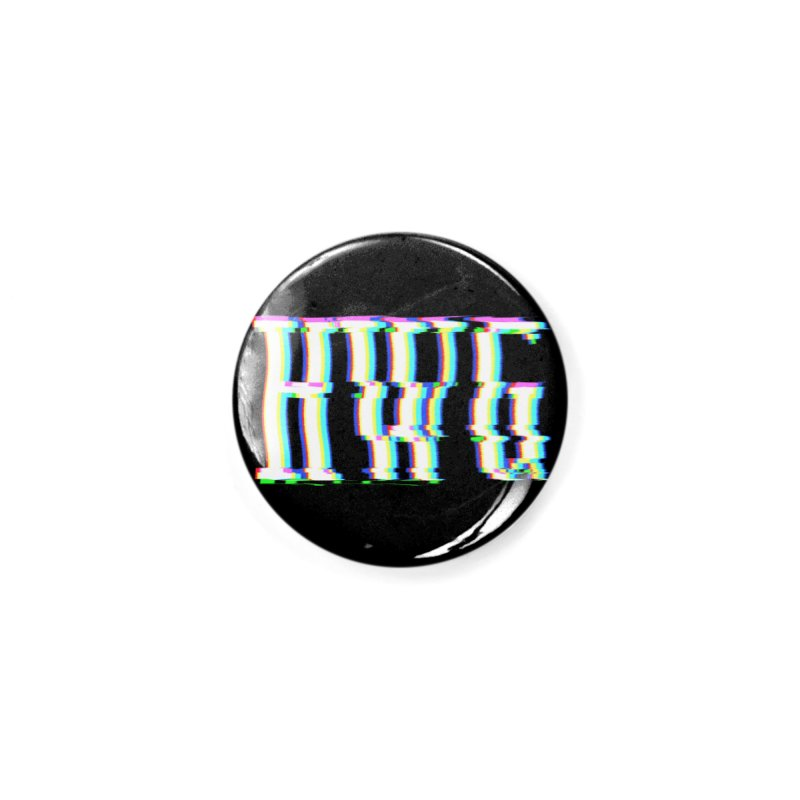 HWG (RACER TRASH TRIBUTE) Accessories Button by HORSEDOZER