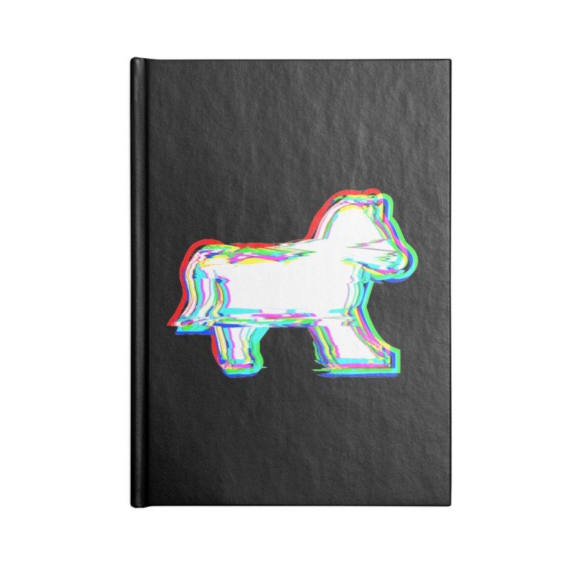 HORSEDOZER ICONWAVE (SS/21) Accessories Notebook by HORSEDOZER