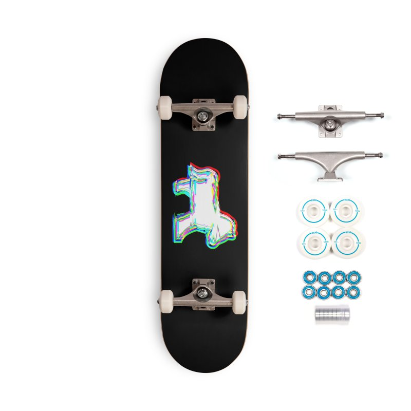 HORSEDOZER ICONWAVE (SS/21) Accessories Skateboard by HORSEDOZER