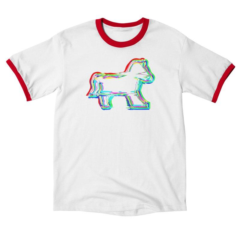 HORSEDOZER ICONWAVE Women's T-Shirt by HORSEDOZER