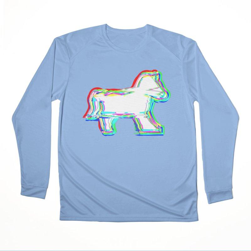 HORSEDOZER ICONWAVE (SS/21) Women's Longsleeve T-Shirt by HORSEDOZER