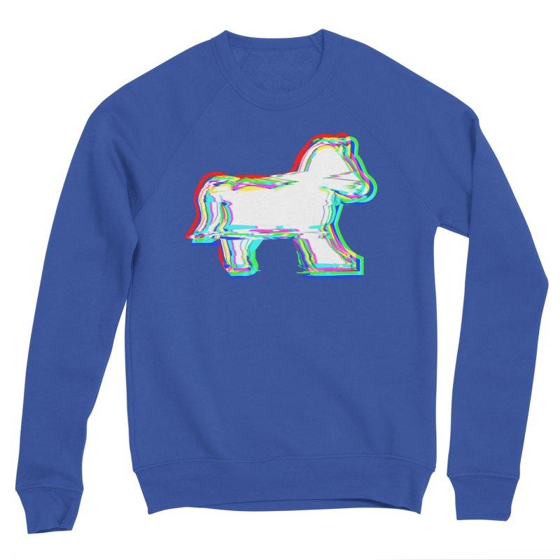 HORSEDOZER ICONWAVE (SS/21) Men's Sweatshirt by HORSEDOZER