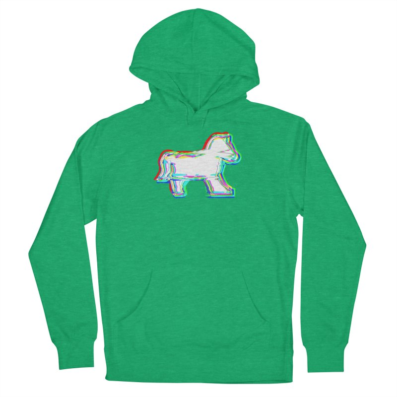 HORSEDOZER ICONWAVE (SS/21) Women's Pullover Hoody by HORSEDOZER