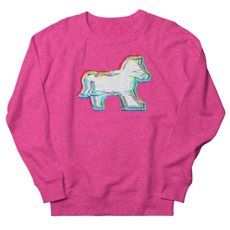 HORSEDOZER ICONWAVE (SS/21) Women's Sweatshirt by HORSEDOZER