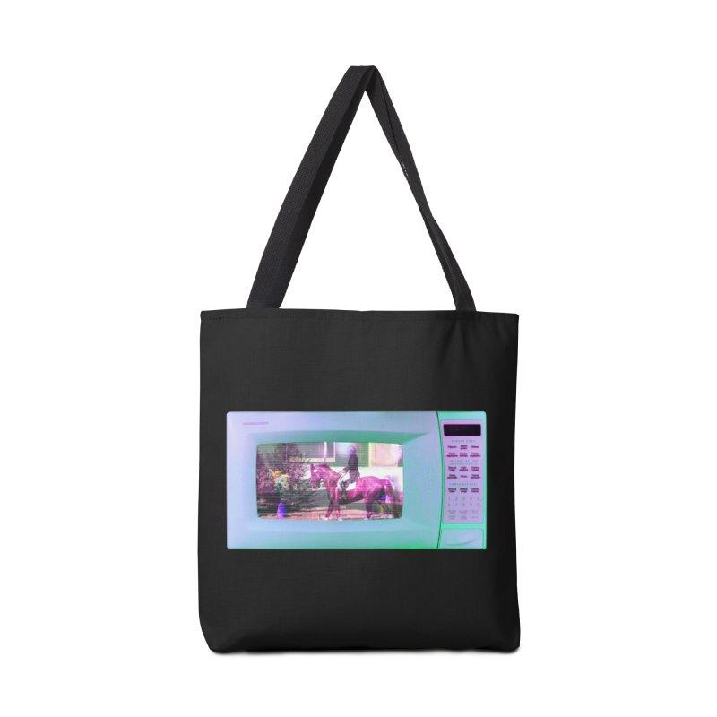 HORSEDOZER MICROWAVE Accessories Bag by HORSEDOZER