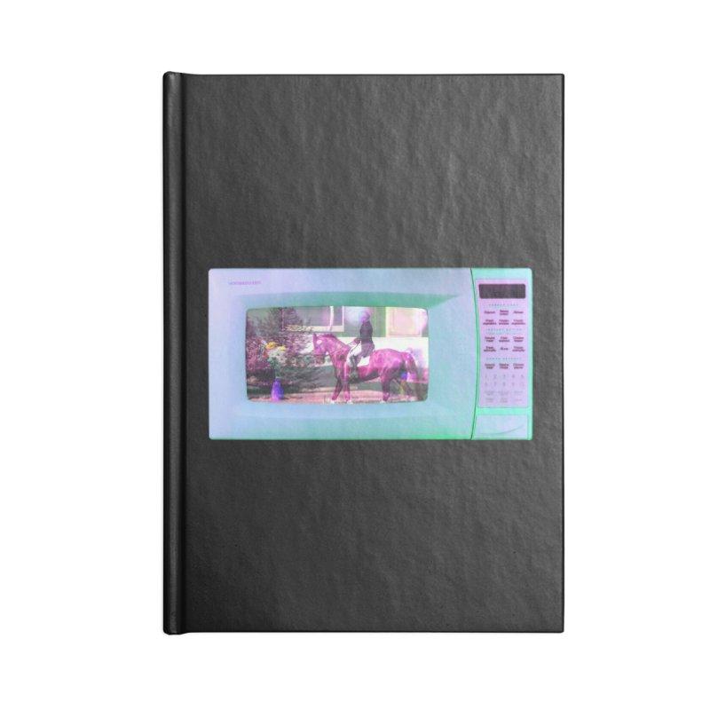 HORSEDOZER MICROWAVE Accessories Notebook by HORSEDOZER