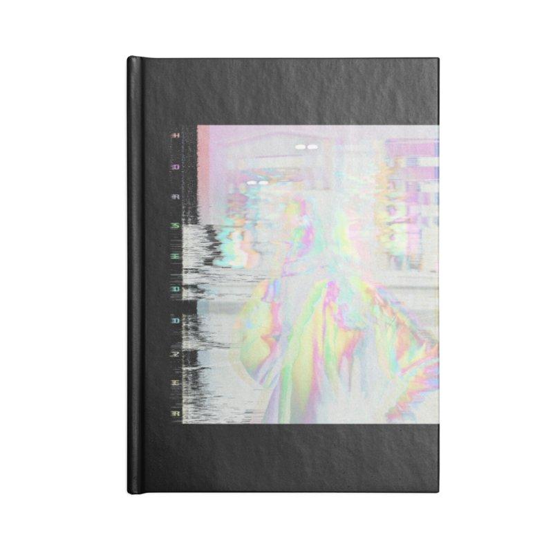 HORSEDOZER SMOKEWAVE (SS/21) Accessories Notebook by HORSEDOZER