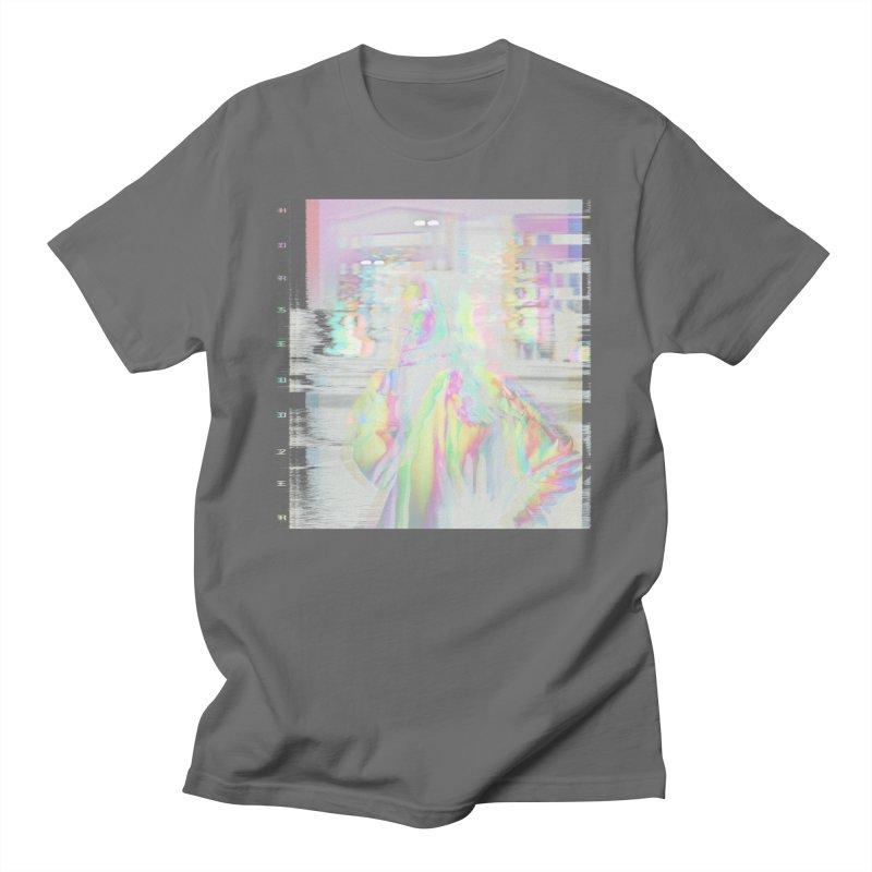HORSEDOZER SMOKEWAVE Men's T-Shirt by HORSEDOZER