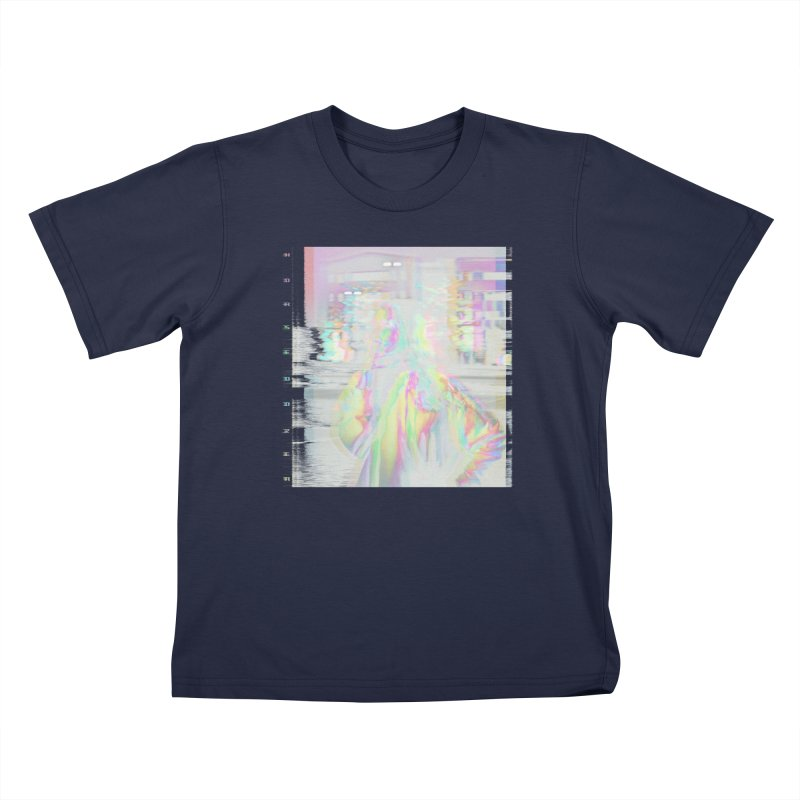 HORSEDOZER SMOKEWAVE (SS/21) Kids T-Shirt by HORSEDOZER