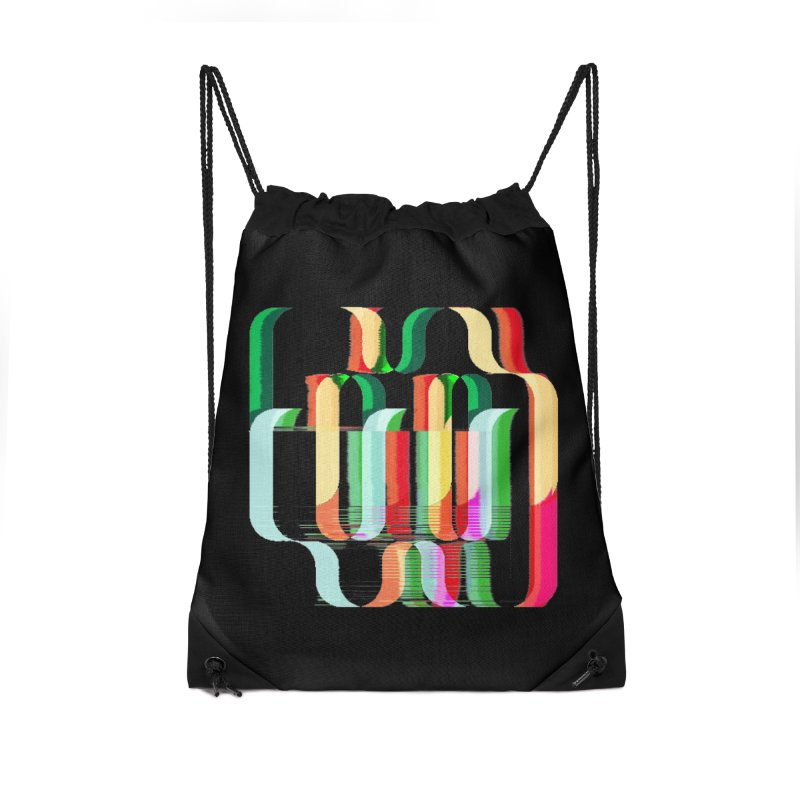 #MW-RAVES (TRIBUTE DESIGN) Accessories Bag by HORSEDOZER