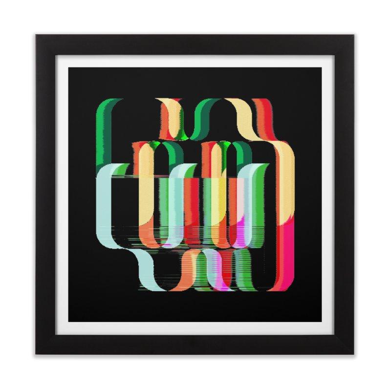 #MW-RAVES (TRIBUTE DESIGN) Home Framed Fine Art Print by HORSEDOZER