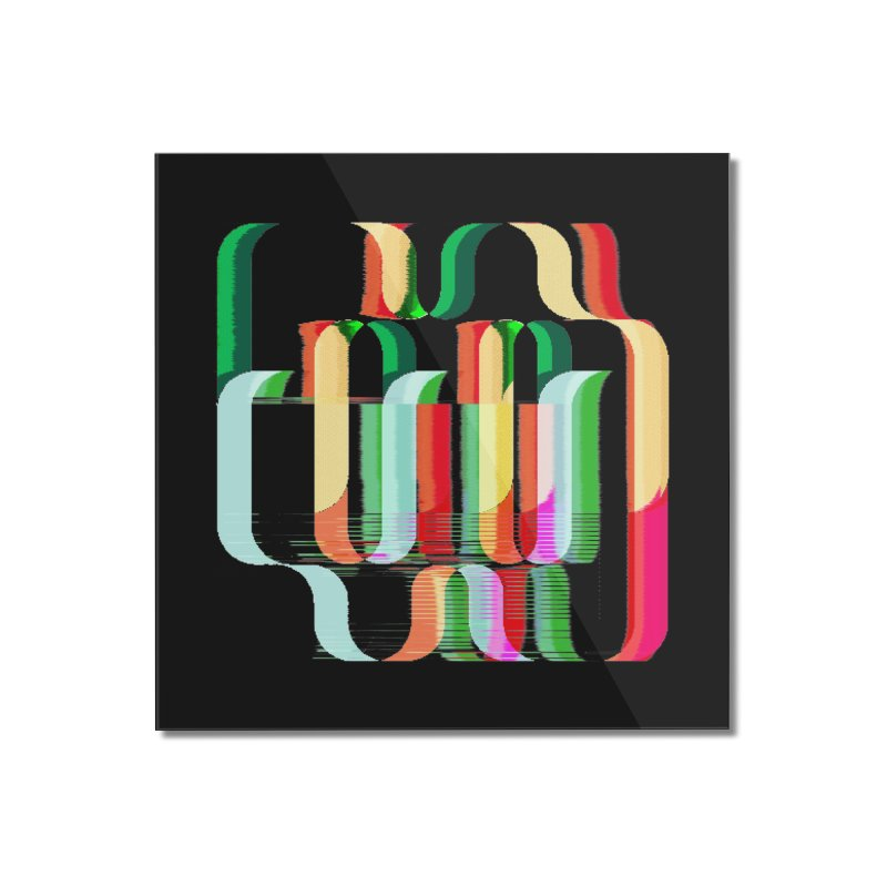 #MW-RAVES (TRIBUTE DESIGN) Home Mounted Acrylic Print by HORSEDOZER