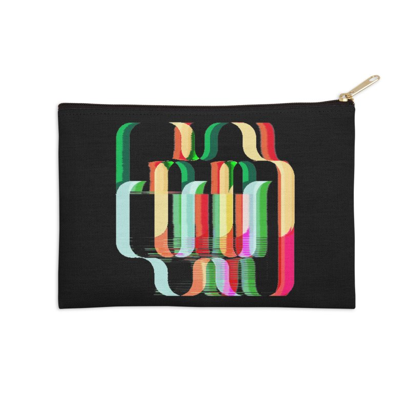 #MW-RAVES (TRIBUTE DESIGN) Accessories Zip Pouch by HORSEDOZER