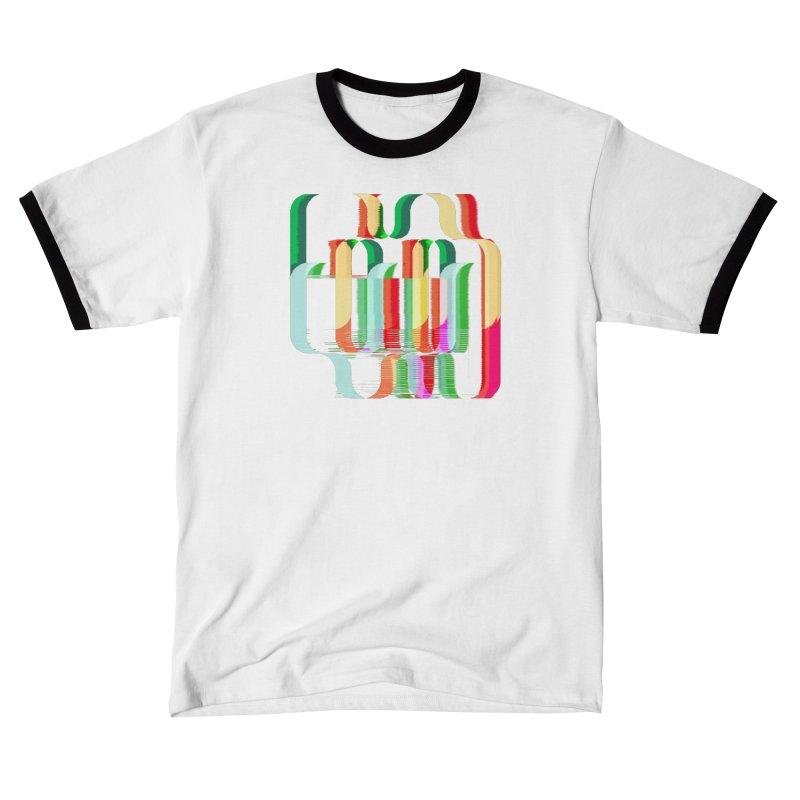 #MW-RAVES (TRIBUTE DESIGN) Men's T-Shirt by HORSEDOZER