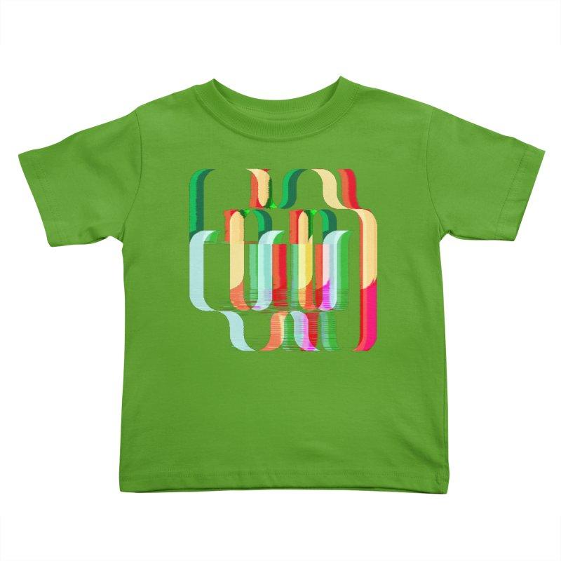 #MW-RAVES (TRIBUTE DESIGN) Kids Toddler T-Shirt by HORSEDOZER