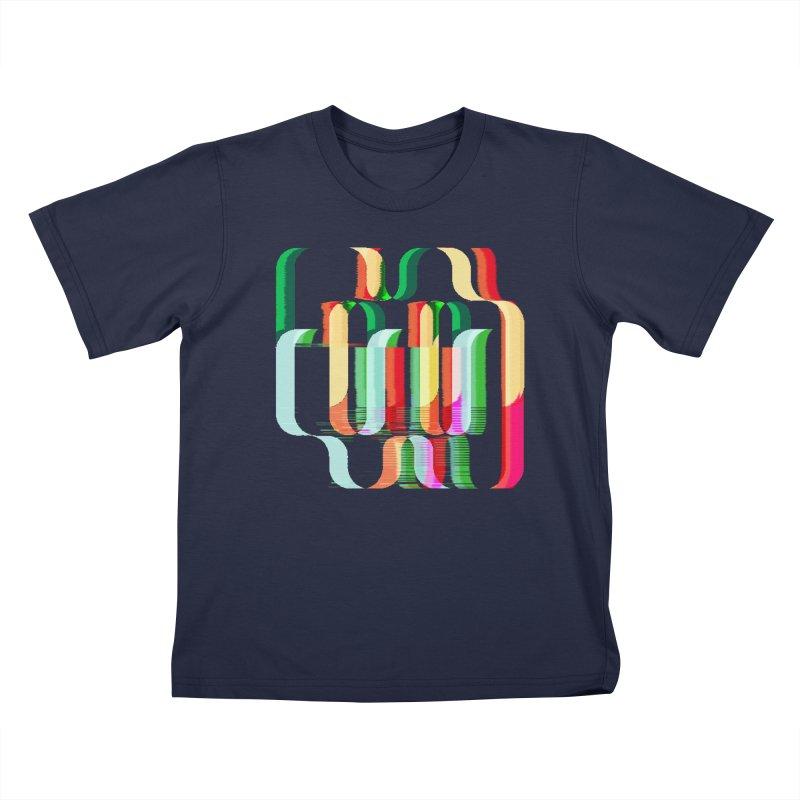 #MW-RAVES (TRIBUTE DESIGN) Kids T-Shirt by HORSEDOZER