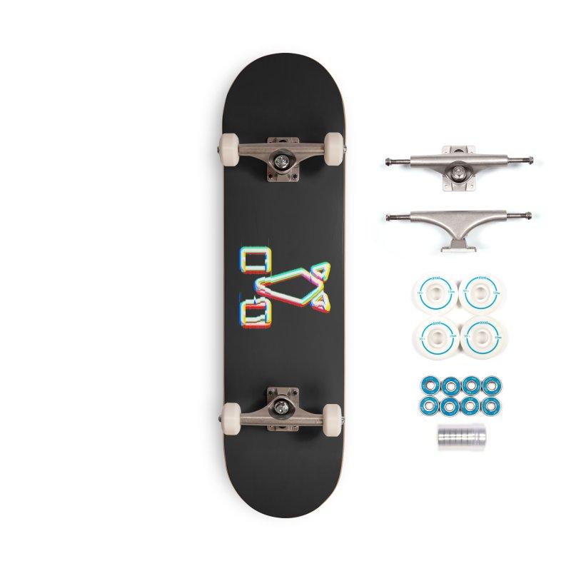 HORSEDOZER SIGNWAVE Accessories Skateboard by HORSEDOZER