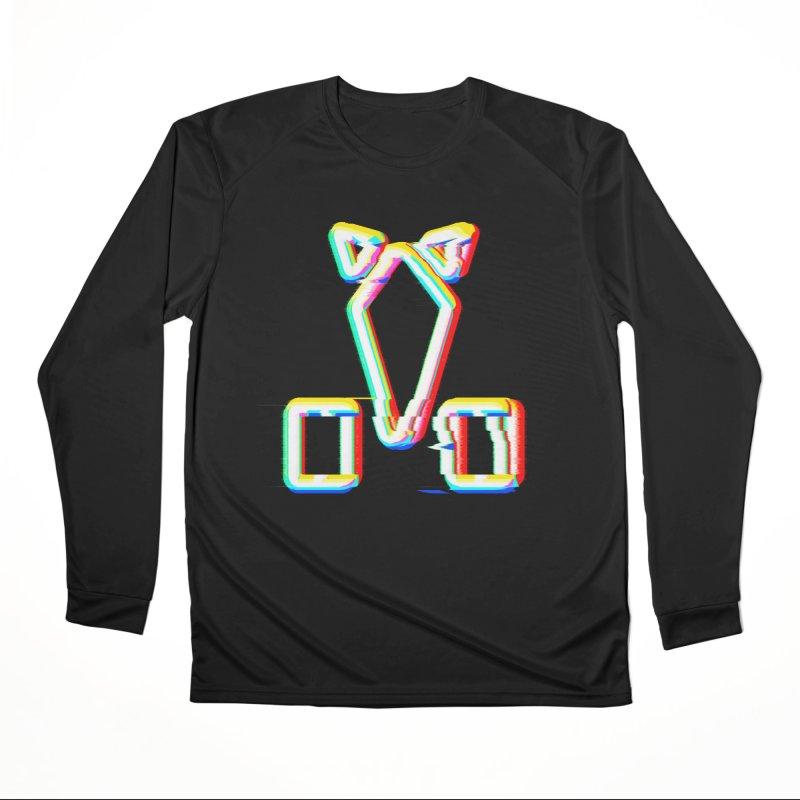 HORSEDOZER SIGNWAVE Men's Longsleeve T-Shirt by HORSEDOZER