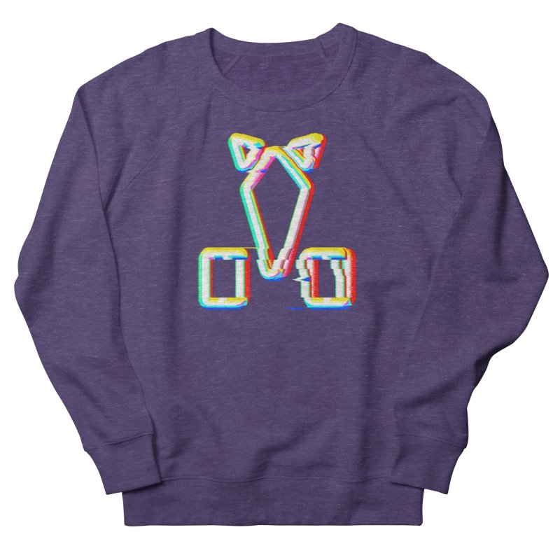 HORSEDOZER SIGNWAVE Women's Sweatshirt by HORSEDOZER