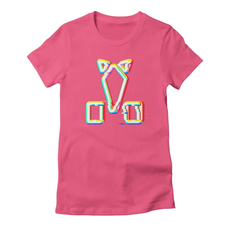 HORSEDOZER SIGNWAVE Women's T-Shirt by HORSEDOZER