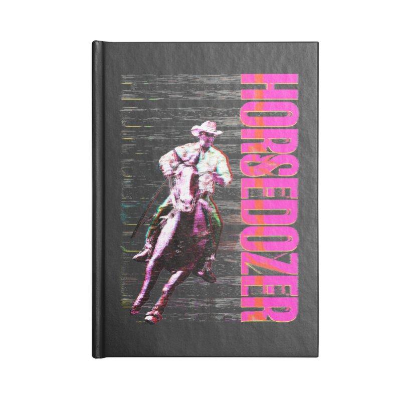 HORSEDOZER PRETTY COWBOYWAVE (SS/21) Accessories Notebook by HORSEDOZER