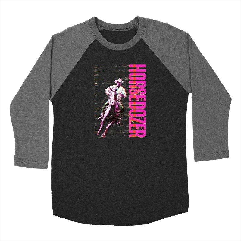HORSEDOZER PRETTY COWBOYWAVE (SS/21) Women's Longsleeve T-Shirt by HORSEDOZER