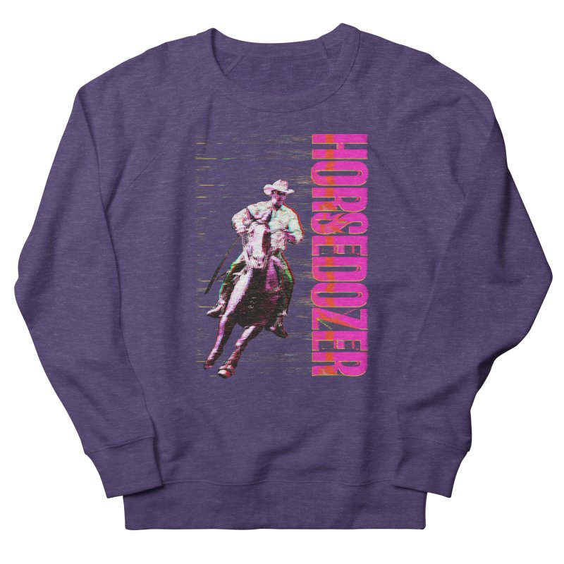 HORSEDOZER PRETTY COWBOYWAVE (SS/21) Women's Sweatshirt by HORSEDOZER