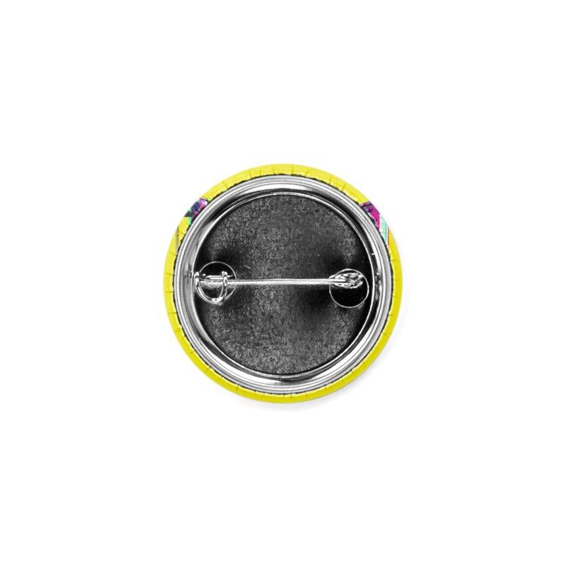 HORSEDOZER FRIZBEEWAVE Accessories Button by HORSEDOZER
