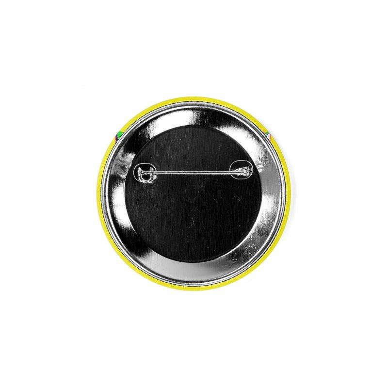HORSEDOZER FRIZBEEWAVE (SS/21) Accessories Button by HORSEDOZER