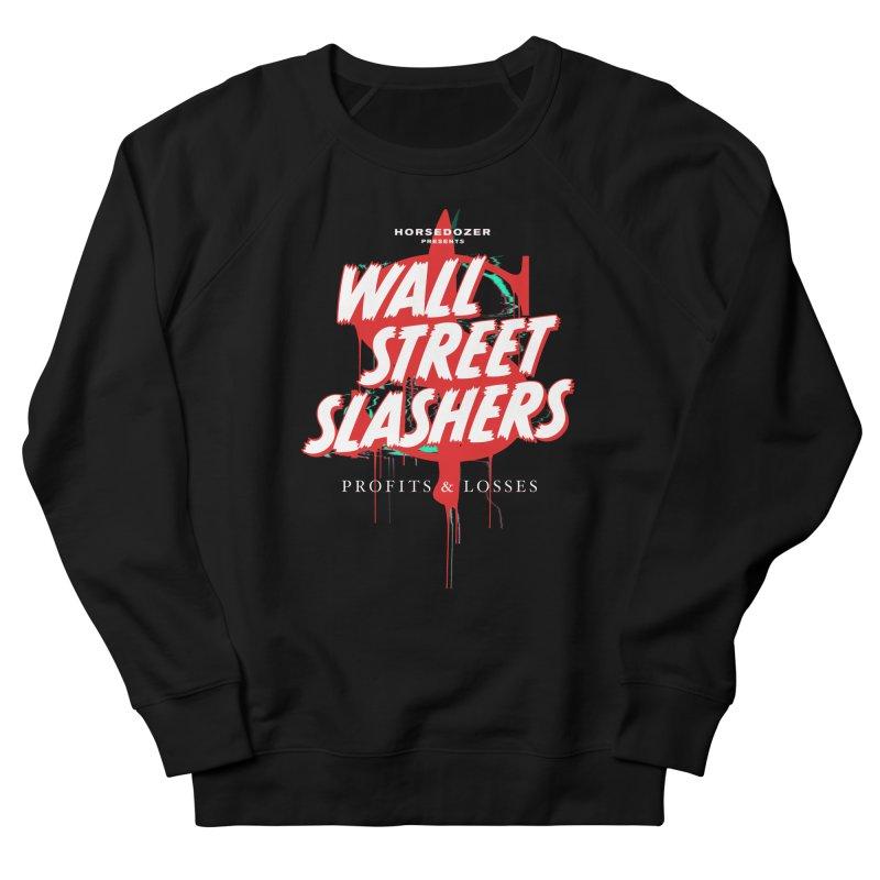 HORSEDOZER PRESENTS WALL STREET SLASHERS (SS/21) Men's Sweatshirt by HORSEDOZER