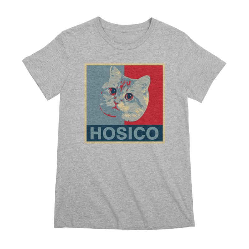 HOSICO Women's Premium T-Shirt by Hosico's Shop