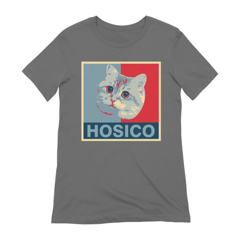 HOSICO Women's Extra Soft T-Shirt by Hosico's Shop