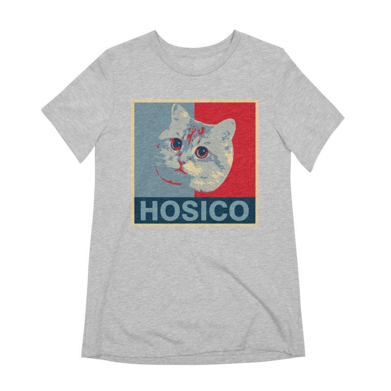 HOSICO Women's Extra Soft T-Shirt by Hosico's Shop