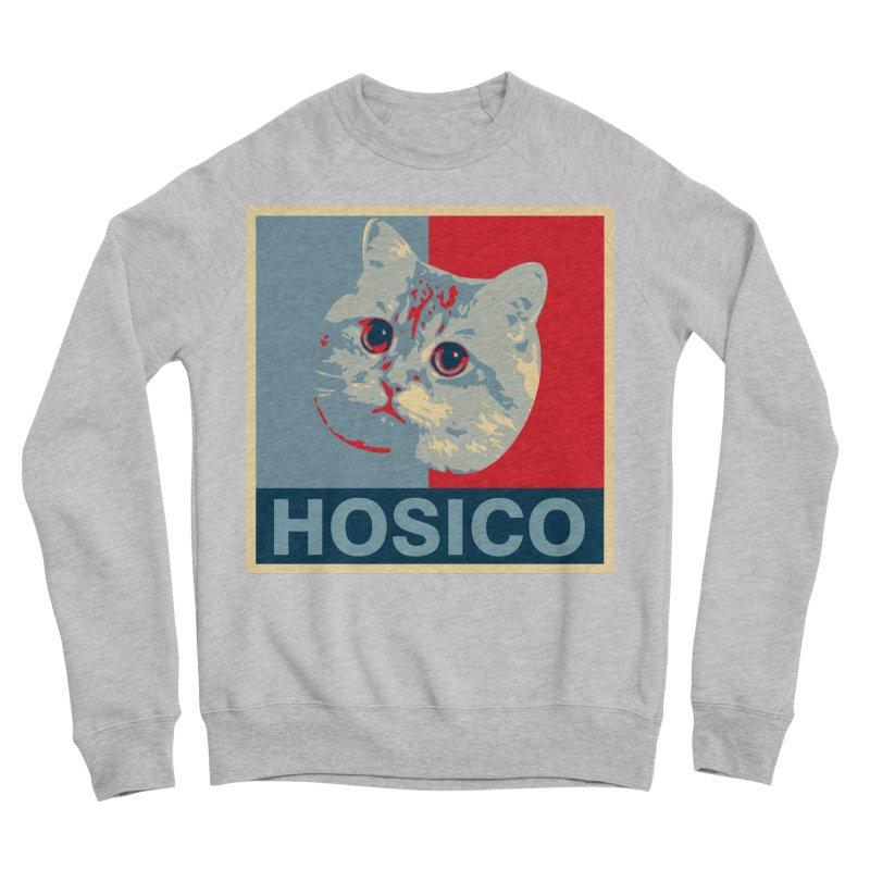 HOSICO Men's Sponge Fleece Sweatshirt by Hosico's Shop