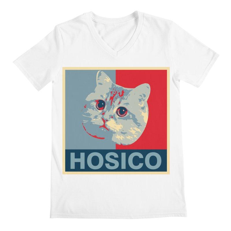 HOSICO Men's V-Neck by Hosico's Shop