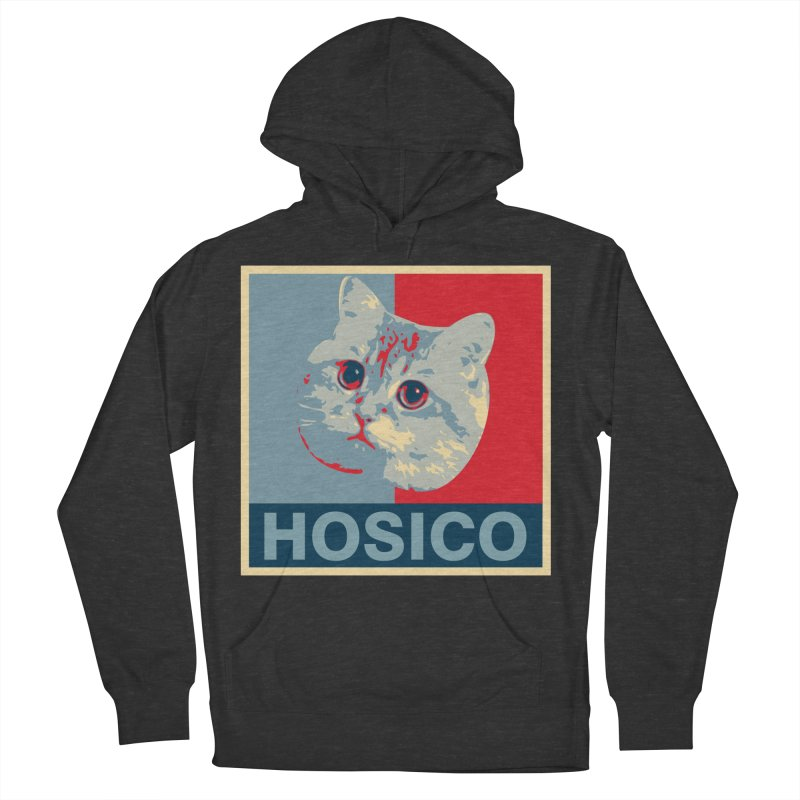 HOSICO Men's French Terry Pullover Hoody by Hosico's Shop