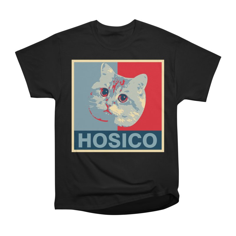 HOSICO Women's Heavyweight Unisex T-Shirt by Hosico's Shop