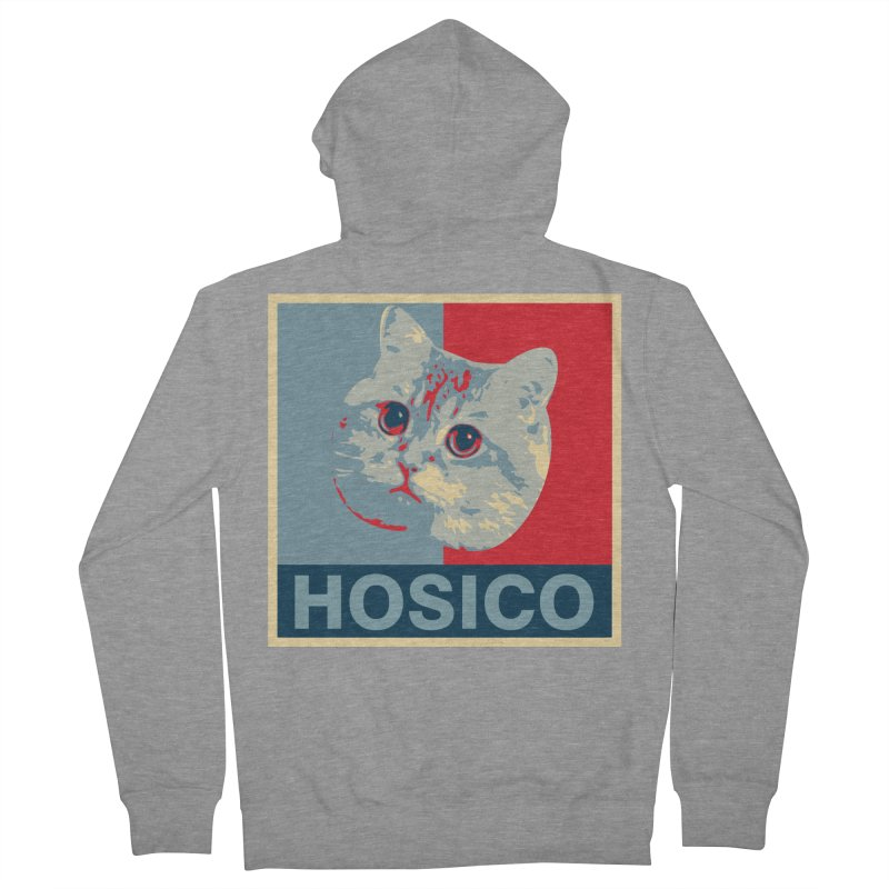 HOSICO Women's French Terry Zip-Up Hoody by Hosico's Shop