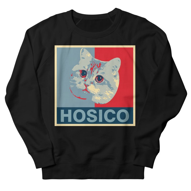 HOSICO Men's French Terry Sweatshirt by Hosico's Shop