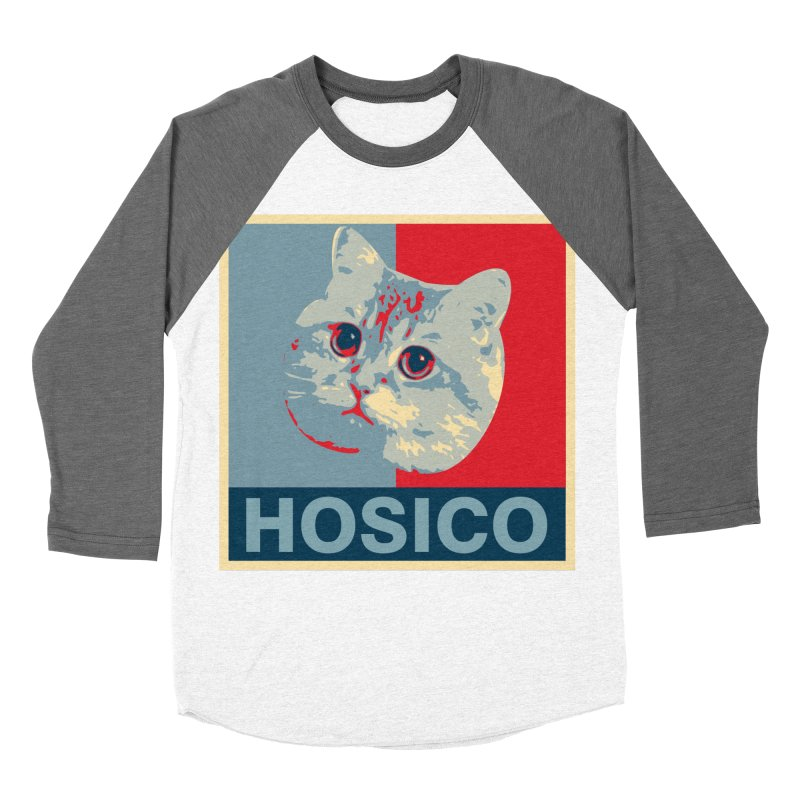 HOSICO Women's Baseball Triblend Longsleeve T-Shirt by Hosico's Shop