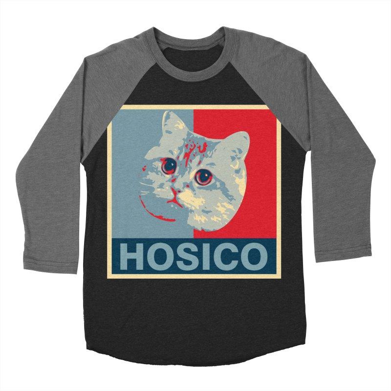 HOSICO Men's Baseball Triblend Longsleeve T-Shirt by Hosico's Shop
